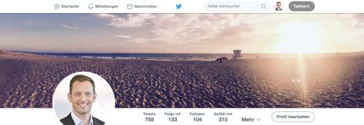 Twitter-Profil Carsten Wittmer